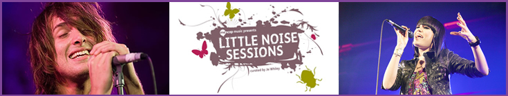 little noise banner